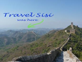 Travel Sisi Chinesische Mauer Jinshanling
