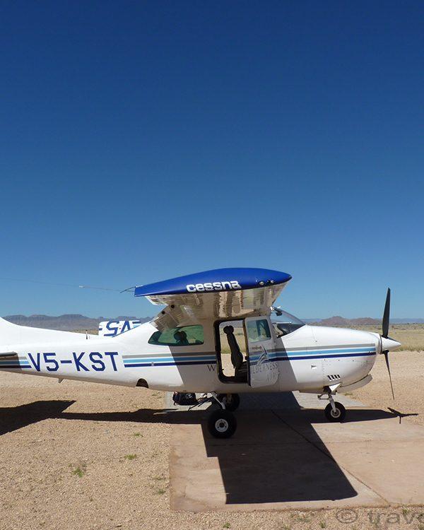 Flug über die Namib: Entdecke Namibias Wüste