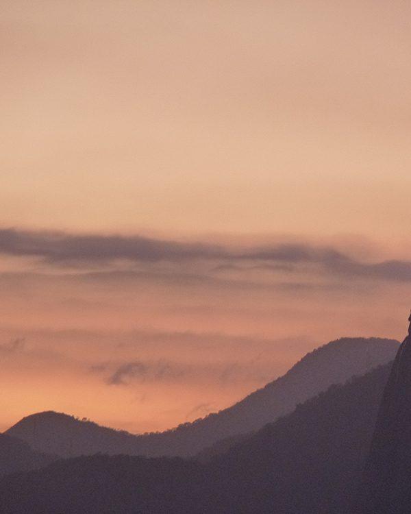 Rio von oben auf dem Zuckerhut