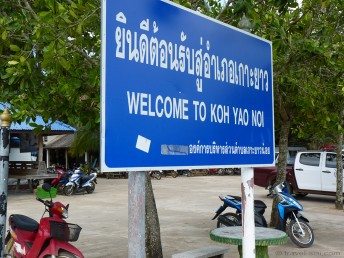 Welcome to Koh Yao Noi