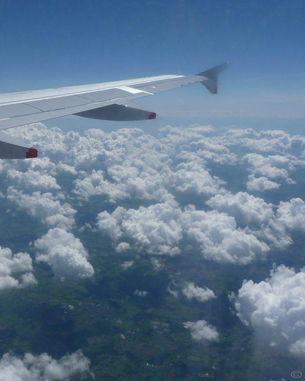 Über den Wolken: Paradies oder Gefahr?