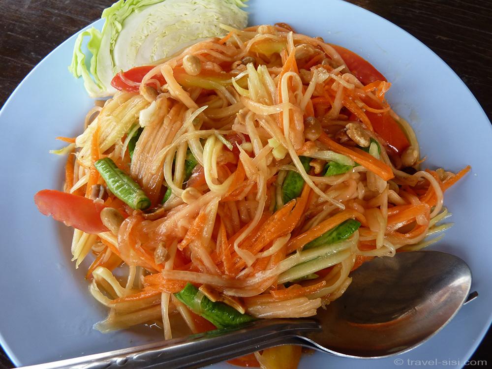 Papayasalat Koh Yao Noi
