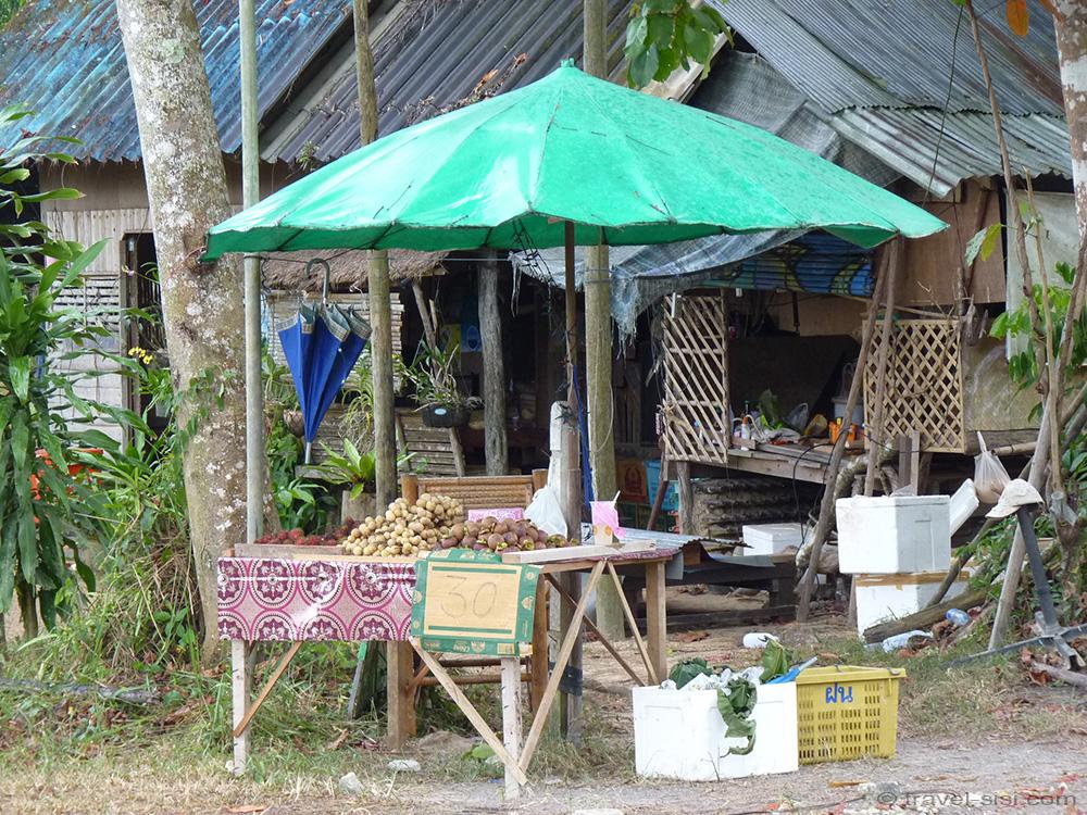Shop auf Koh Yao Noi
