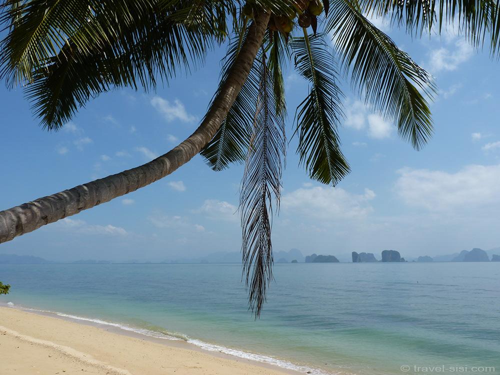 Strand auf Koh Yao Noi