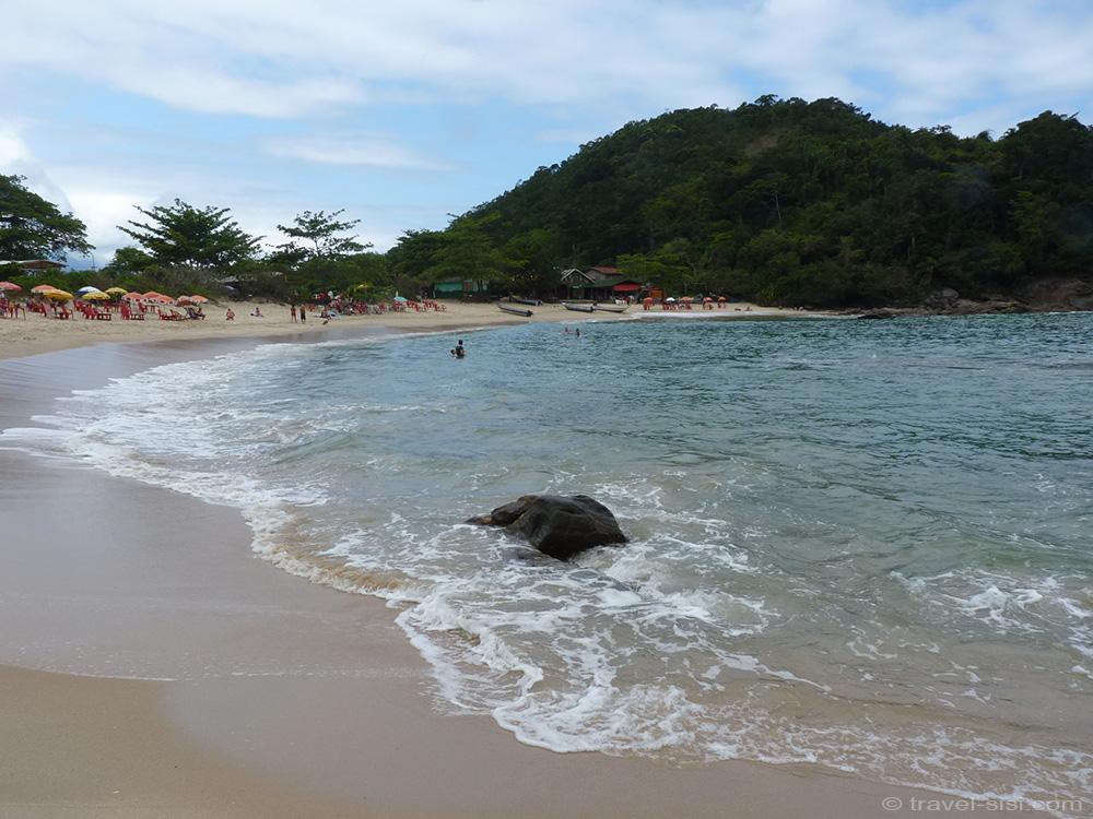 Strand in Trindade