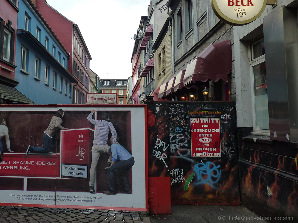 Herbertstrasse St.Pauli Hamburg