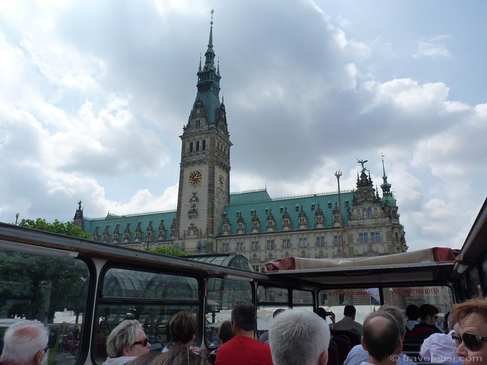 Stadtrundfahrt Hamburg