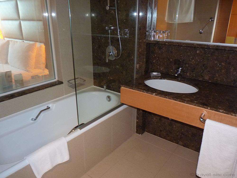 Badezimmer Mövenpick Istanbul