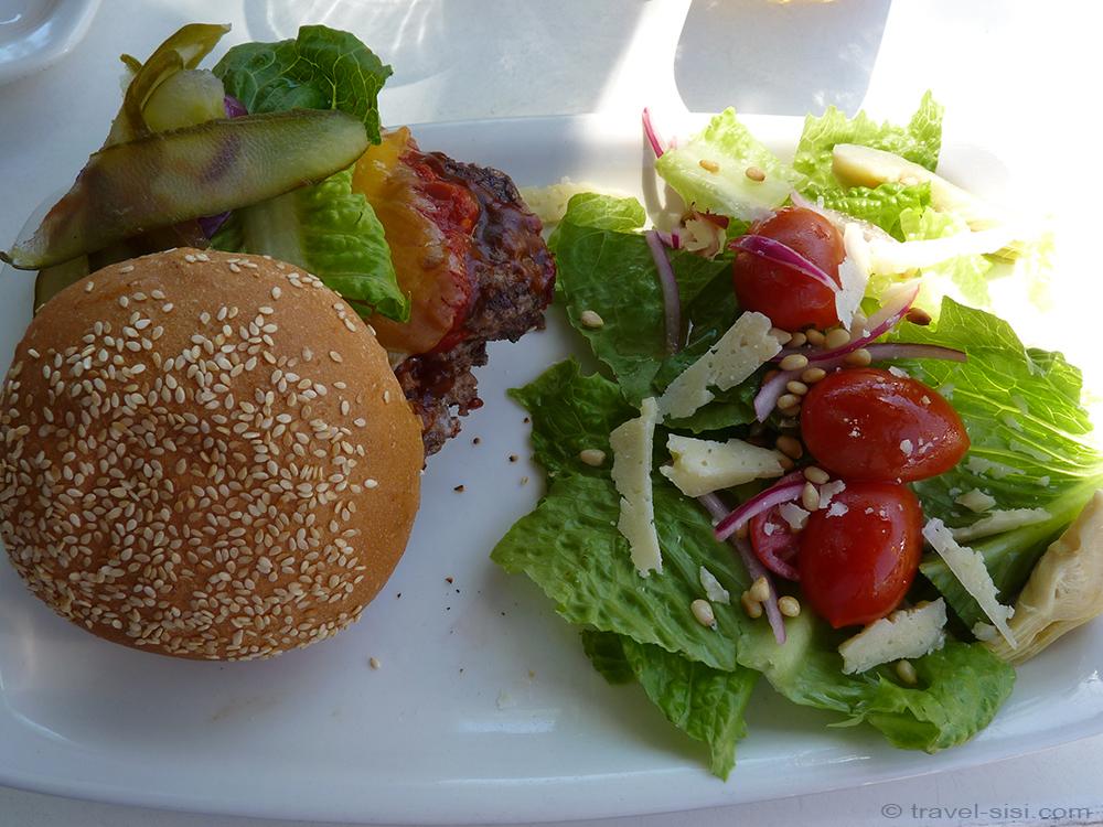 Hudsons Burger Joint Kapstadt