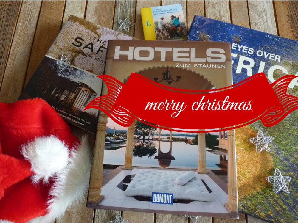 Weihnachtsgeschenke für reisefreudige Leseratten - Travel Sisi