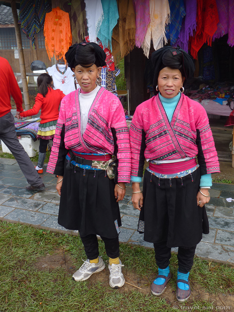 Zhuang Schwestern