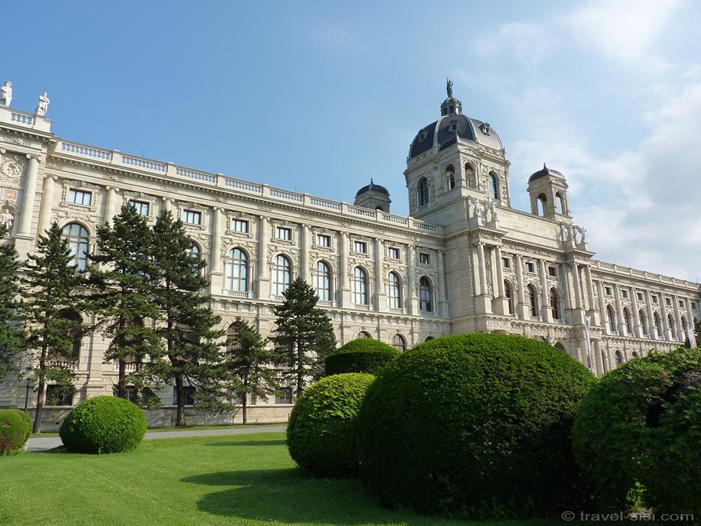 Kunsthistorisches Museum in Wien