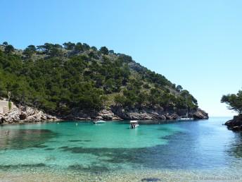 Traumstrand Cala Murta auf Mallorca