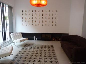 Eingangshalle Alcudia Petit Hotel