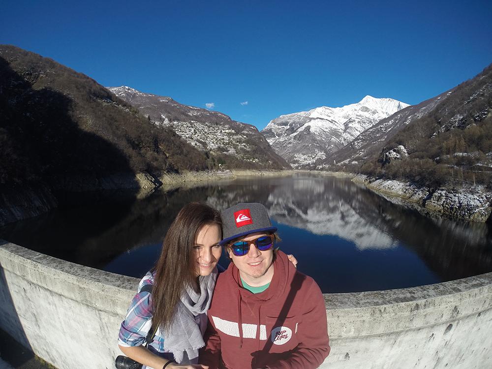 Valeria & Adi von Littlecity im Valle Verzasca