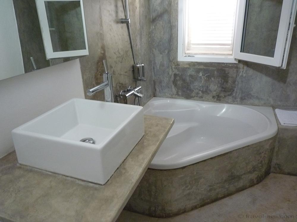 Companhia das Culturas Algarve Badezimmer