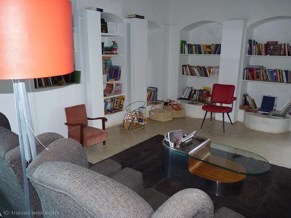 Companhia das Culturas Algarve Bibliothek