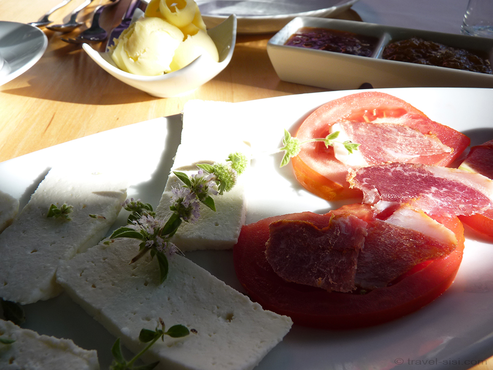 Companhia das Culturas Algarve Frühstück