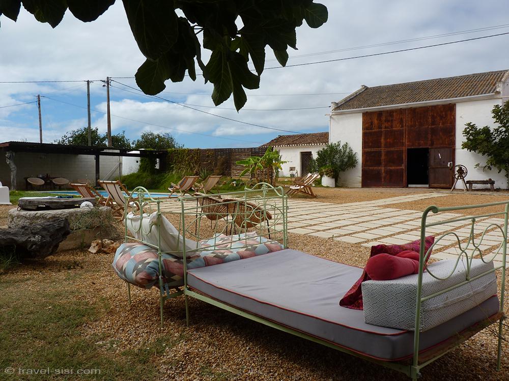Companhia das Culturas Algarve Garten und Pool