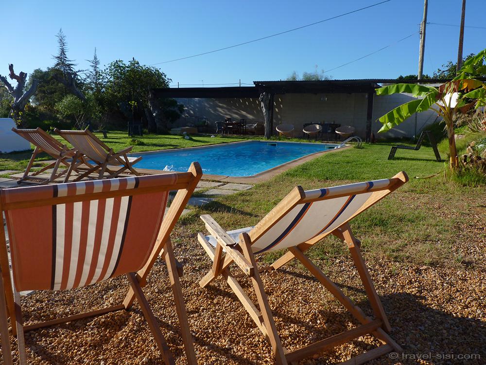 Companhia das Culturas Algarve Garten