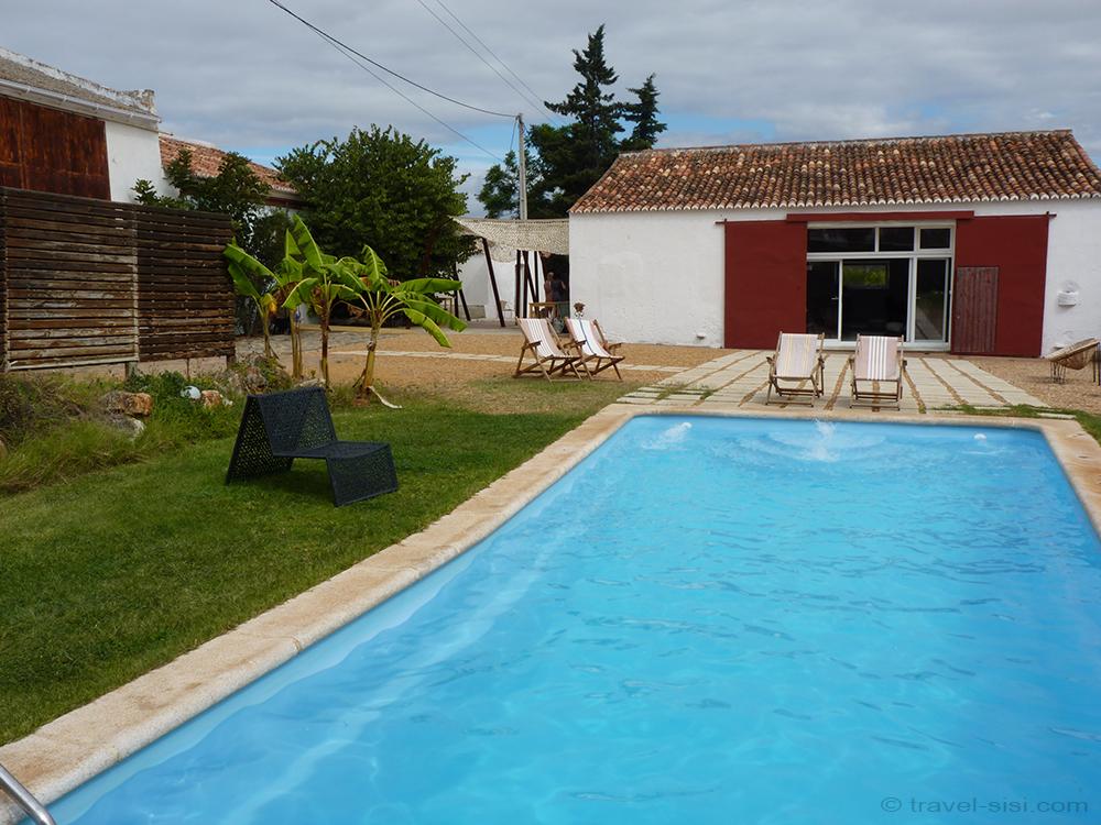 Companhia das Culturas Algarve Pool
