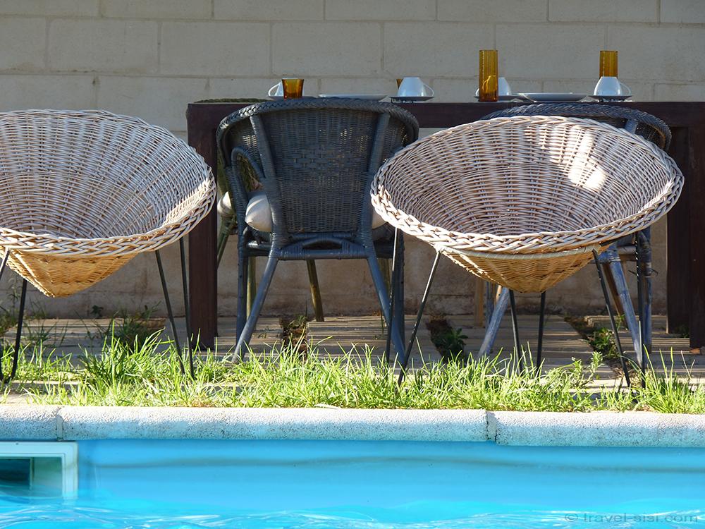 Companhia das Culturas Algarve Relaxen am Pool