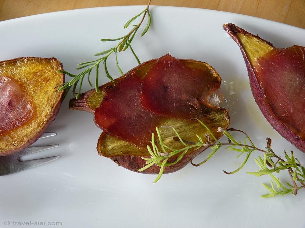 Companhia das Culturas Algarve Süsskartoffeln Frühstück
