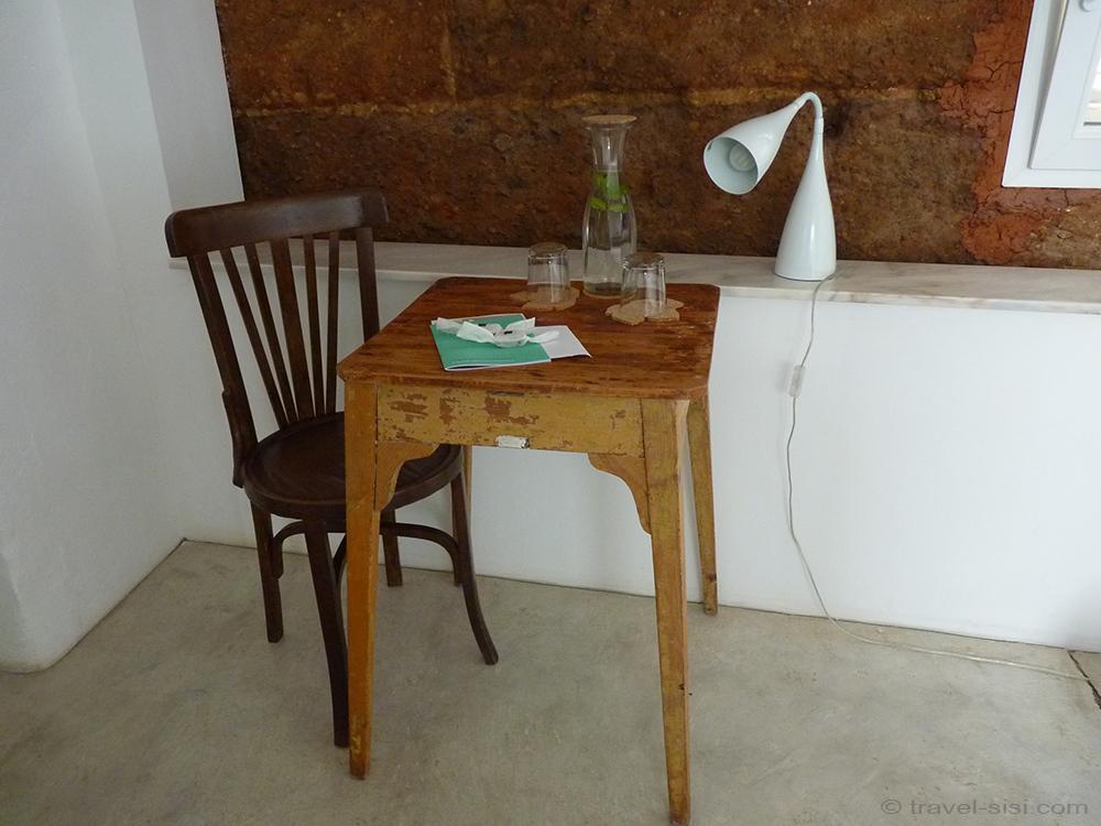 Companhia das Culturas Algarve Schreibtisch