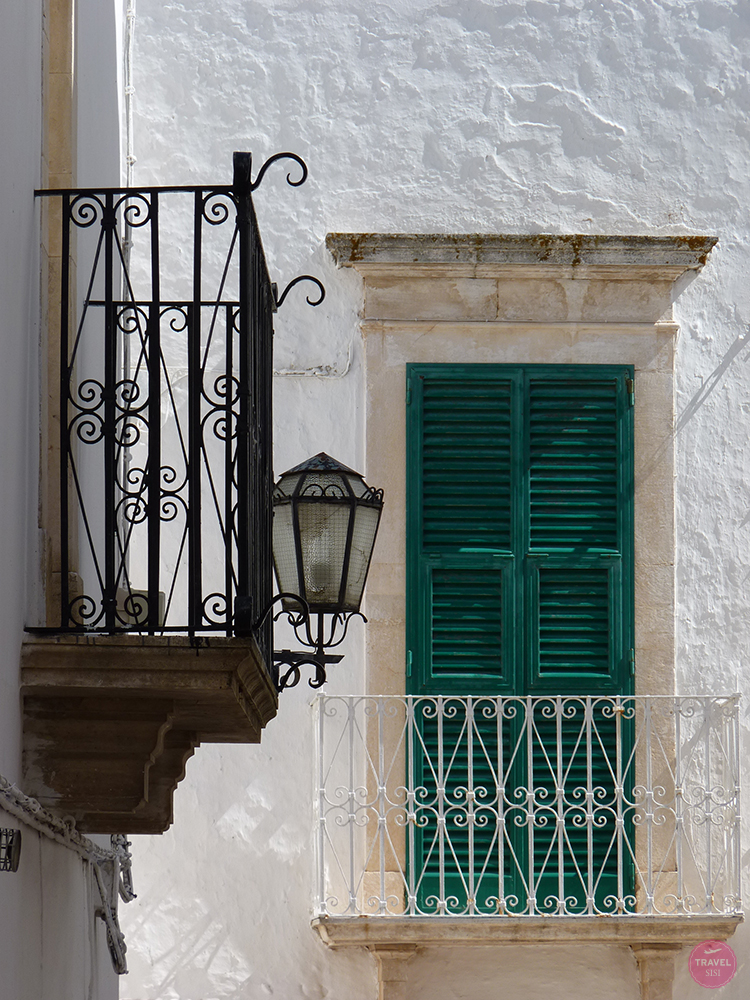 Locorotondo in Apulien