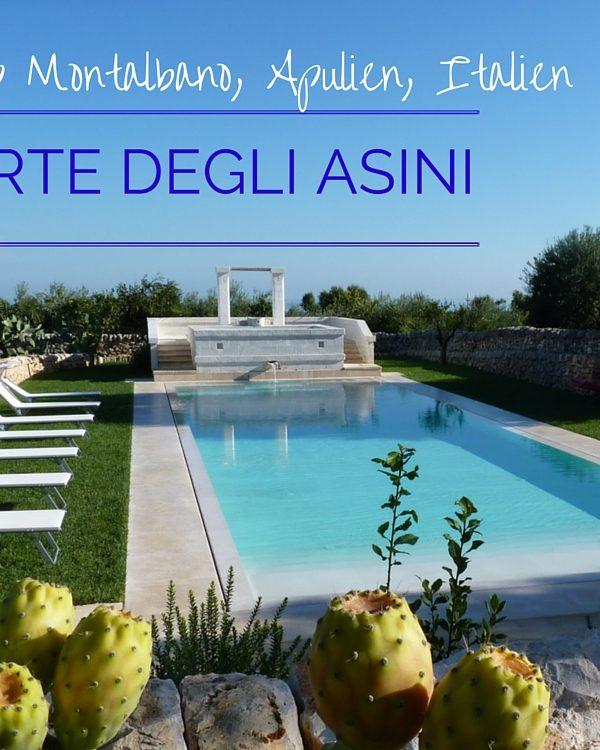 Corte degli Asini: Eine Masseria zum Verlieben in Apulien
