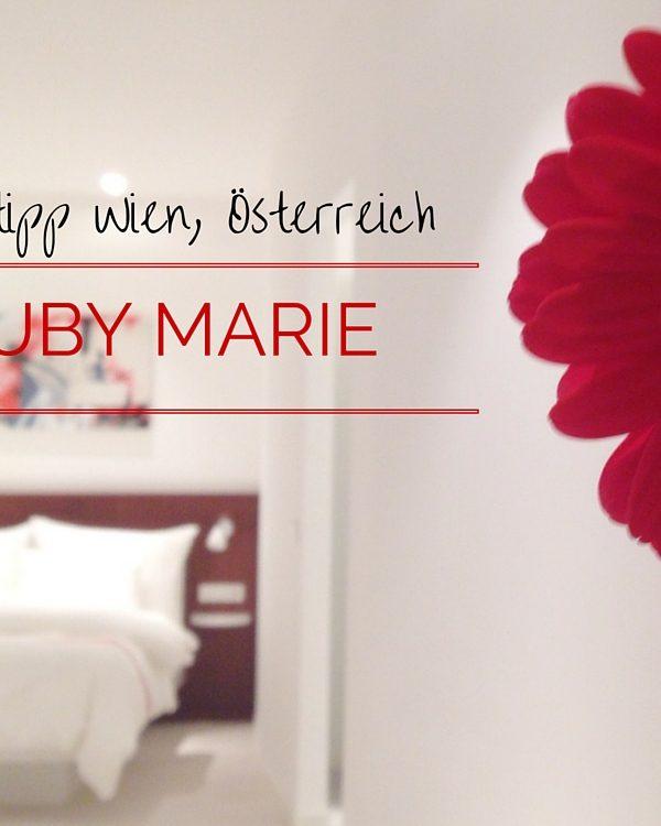 Ruby Marie: Ein keckes Wiener Designhotel