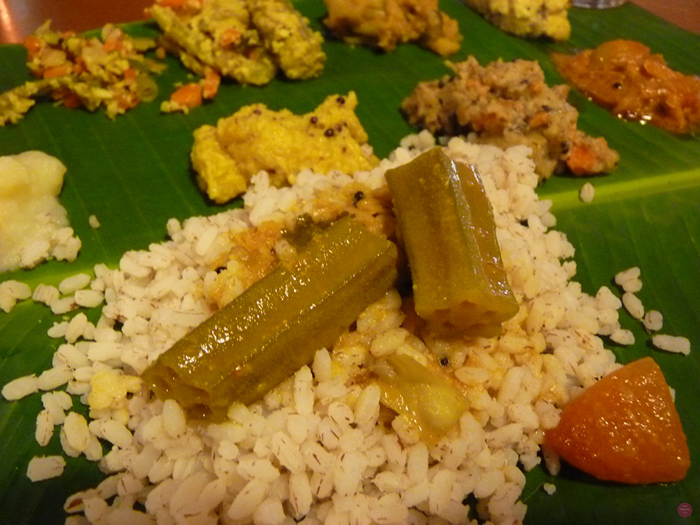 Ayurvedakur Kerala Essen