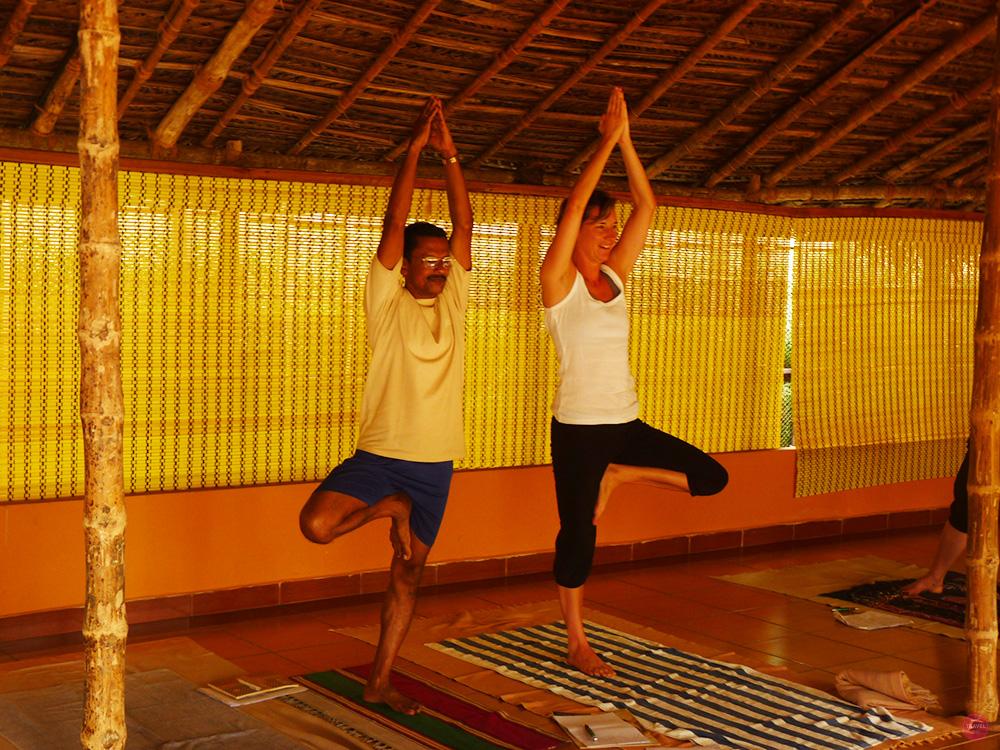 Ayurvedakur Kerala Yoga