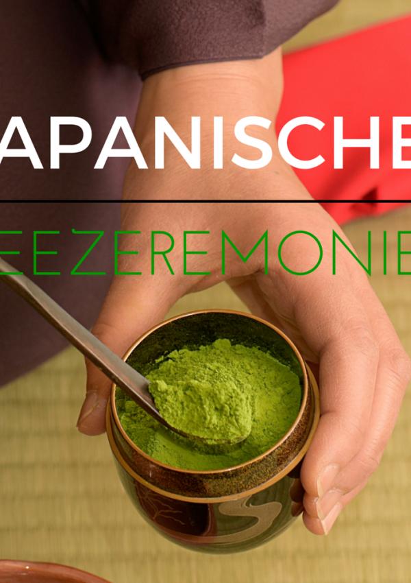 Teezeremonie: Japanisches Glück mitten in Zürich