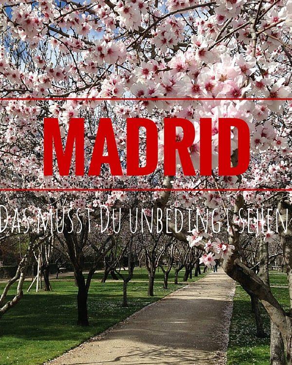 Madrid entdecken – Meine 5 Reisetipps