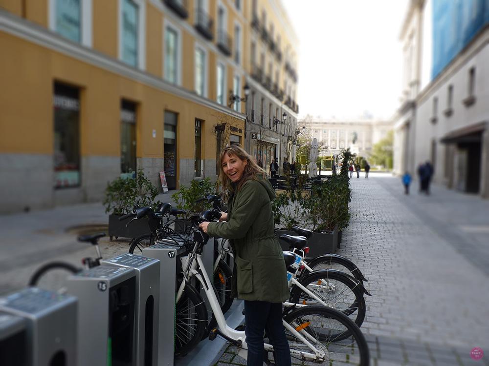 Reisetipps Madrid Fahrrad mieten