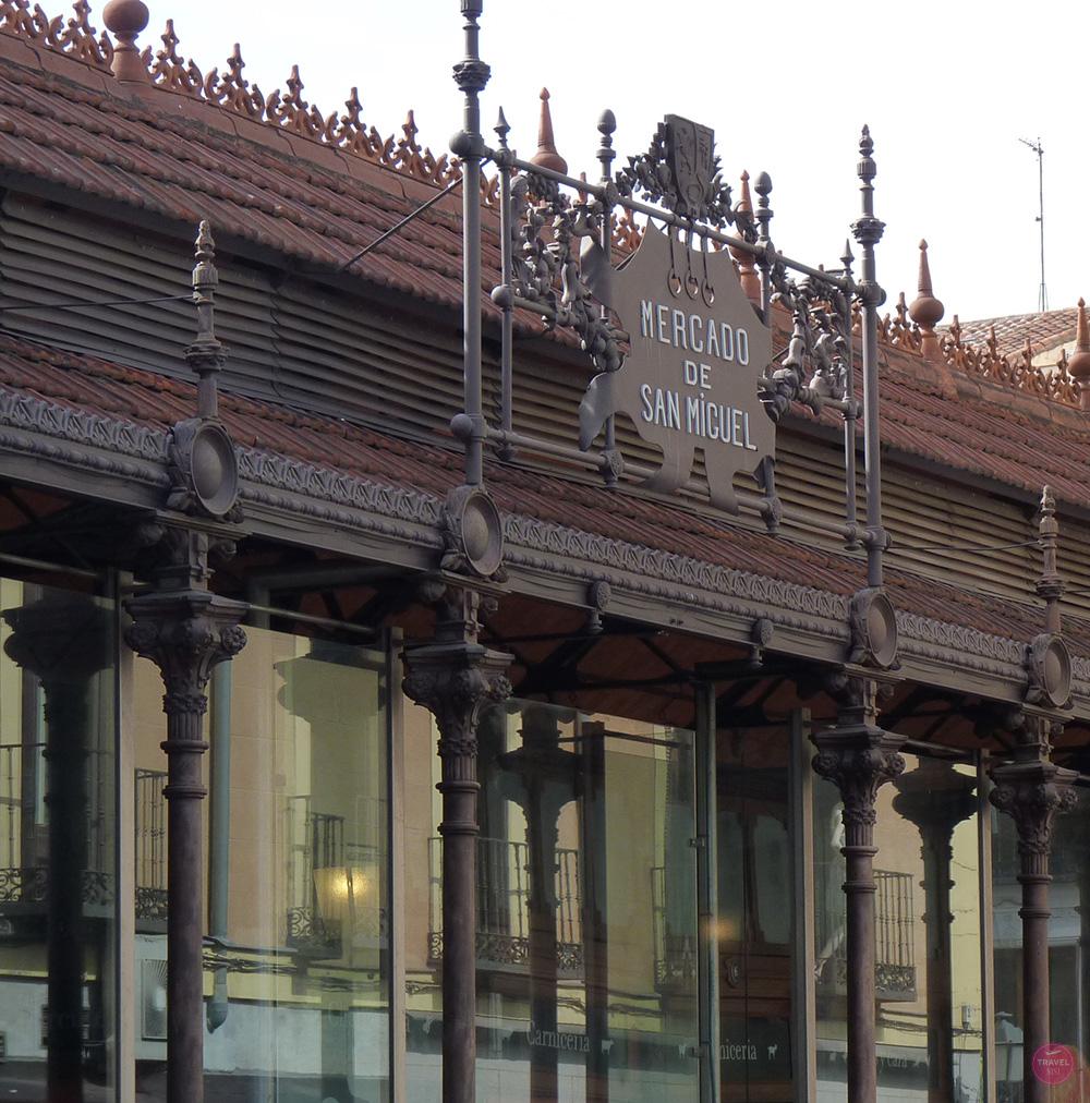 Reisetipps Madrid Mercado de San Miguel