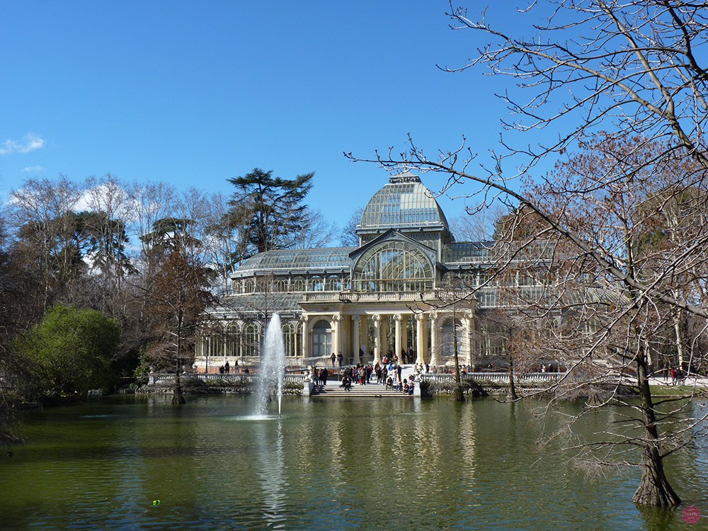 Reisetipps Madrid Palacio Cristal
