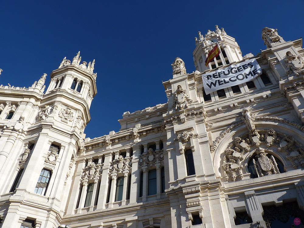 Reisetipps Madrid Palacio de Cibeles