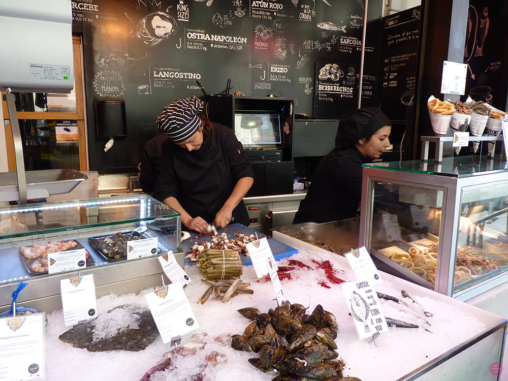 Reisetipps Madrid Tapas im Mercado de San Miguel