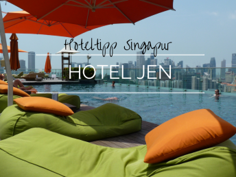 Hotel Jen Orchardgateway Singapur