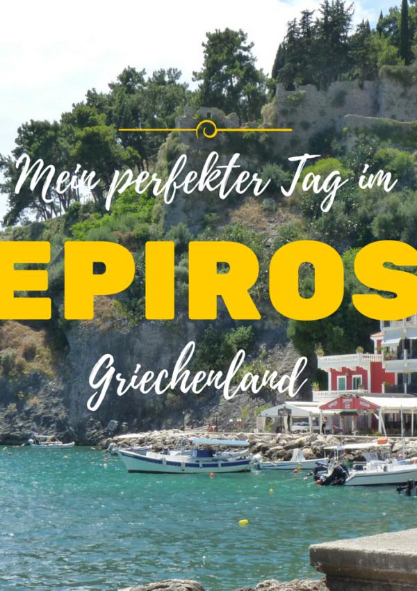 Sightseeing im Epiros: Mein perfekter Tag