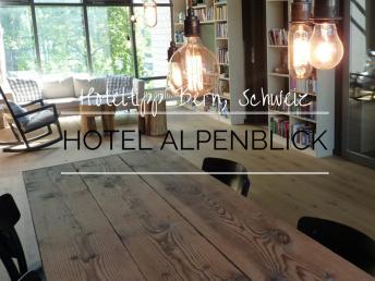 Hotel Alpenblick Berm