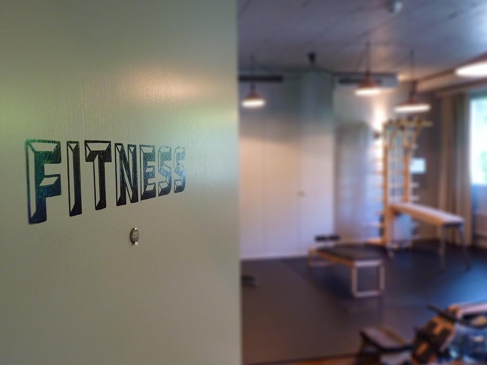 Hotel Alpenblick Bern Fitnessraum