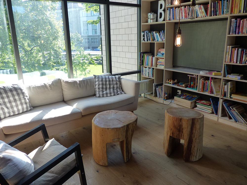Hotel Alpenblick Bern Lounge