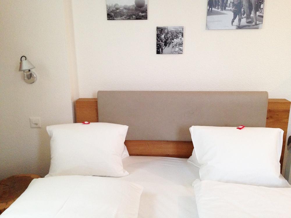 Hotel Alpenblick Bern Zimmer