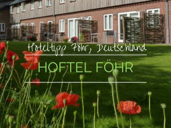 Hoteltipp Hoftel Föhr