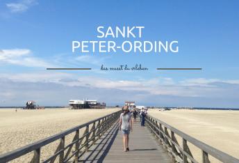 Reisetipps Sankt Peter Ording