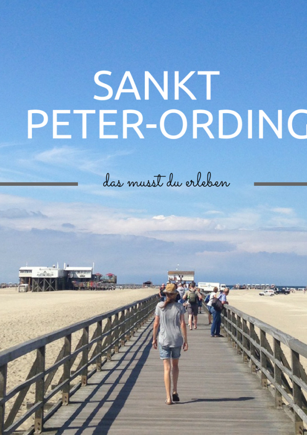 Reisetipps Sankt Peter-Ording