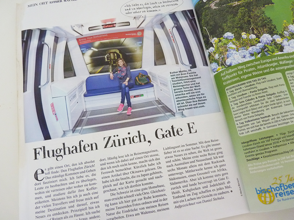 Travel Sisi Vivai Magazin
